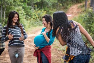 tienerzwangerschappen el salvador