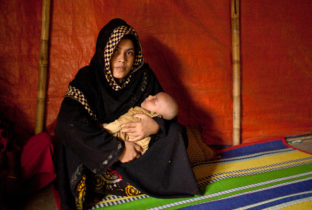 bevallen Rohingya