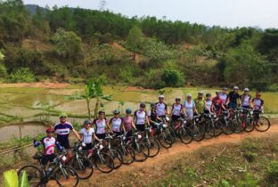Cycle for Plan blog Vietnam