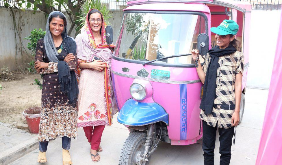 Pink Ride Pakistan