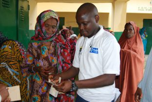 Oost-Afrika cash transfer