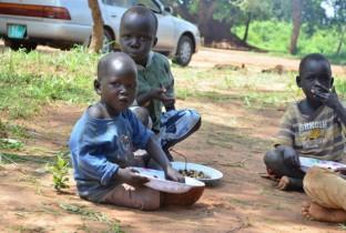 Voedselhulp Zuid Sudan 2