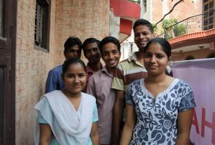 India day 2_ Saksham Graduates at Badarpur Centre 005