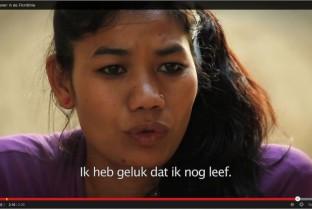 Leven in de Fronlinie, screenshot trailer