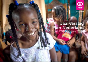 jaarverslag van Plan Nederland 2012-2013