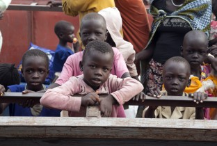 Zuid-Sudan geen onderwijs 201401-SSN-204-lpr