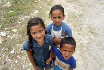 Nepal, een maand na de aardbeving1 201505-NPL-358-lpr