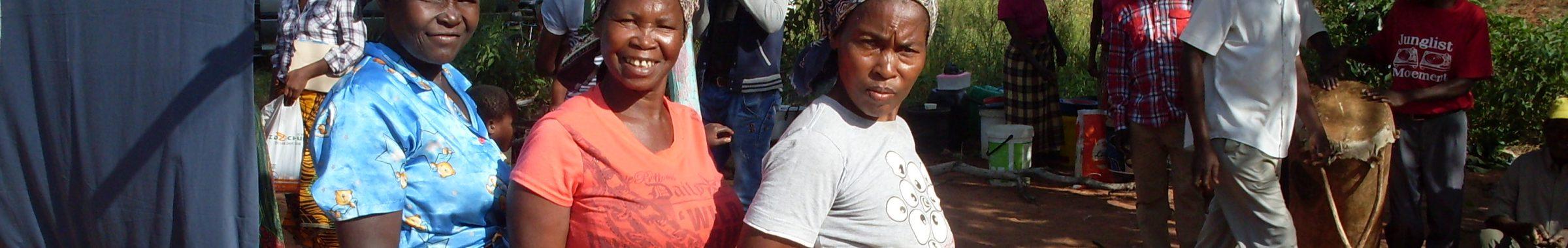Strijd tegen kindhuwelijken in Mozambique