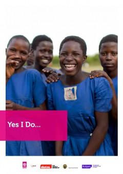 programma Yes I do tegen kindhuwelijken, meisjesbesnijdenis en tienerzwangerschap