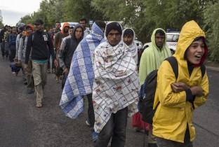 vluchtelingencrisis in europa