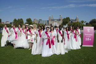 Plan Nederland Wereldmeisjesdag tegen kindhuwelijken