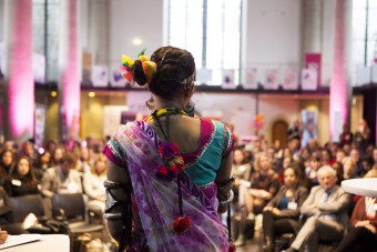 Girl Power event, MFSII, Plan Nederland, Zuiderkerk, Amsterdam,