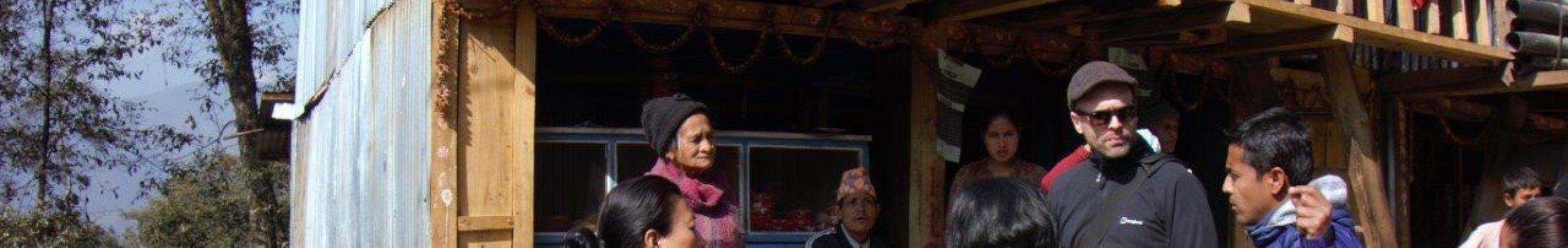 Melle in Nepal
