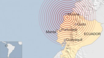 Ecuador earthquake map-hpr