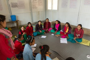 Adolescent Friendly Speces in Nepal