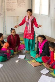 WB Nepal een jaar later: Namuna 201603-NPL-107-lpr