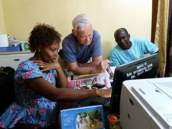 bezoek Ghana