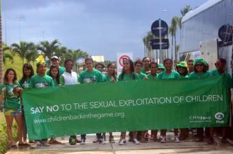 down to zero campagne tegen seksueel misbruik