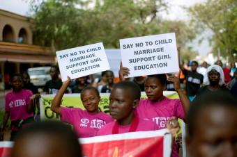 Modelwet tegen kindhuwelijk in Zuidelijk Afrika
