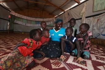 Internatonale Dag van de Vluchteling