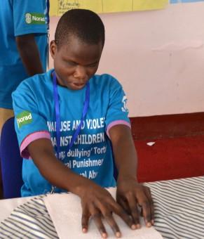 Extreem veel geweld tegen gehandicapte kinderen in Malawi en Uganda