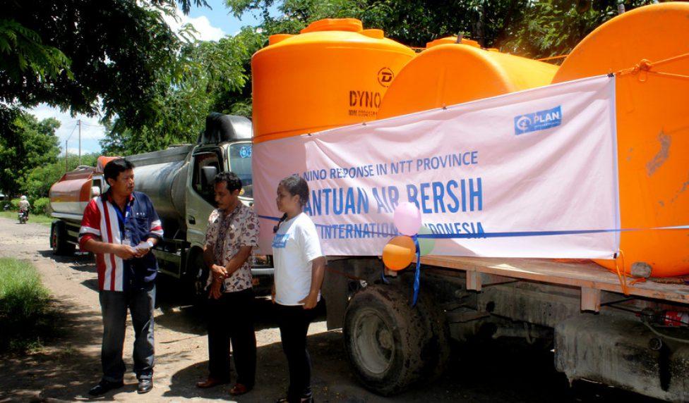 water Indonesië
