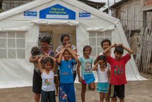 Ecuador wederopbouw