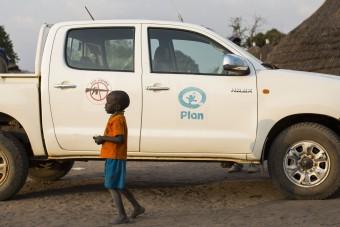 Alleenstaande kinderen in Zuid-Sudan