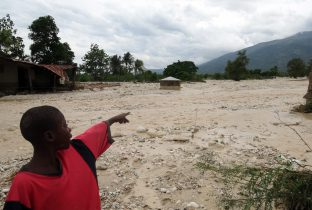 Haïti orkaan Matthew noodhulp