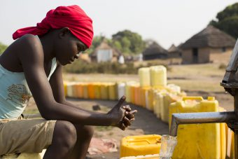 noodhulp oost afrika