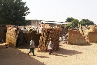 hongersnood Nigeria