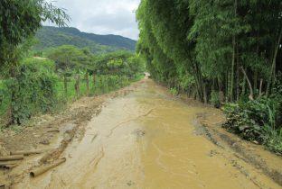 overstromingen peru