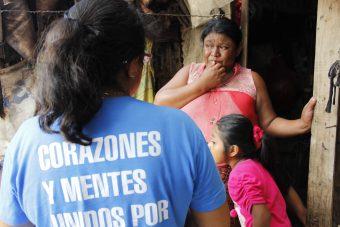 Oversromingen in Peru