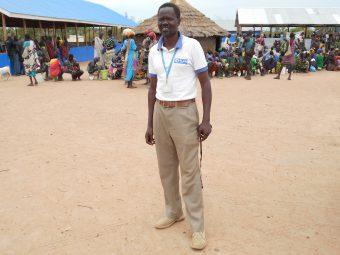 noodhulp hongersnood zuid-sudan