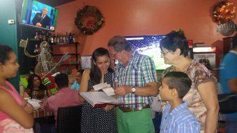 Sponsorreis Honduras