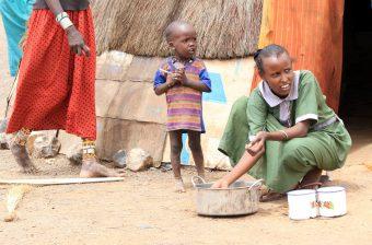droogte in kenia