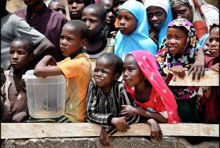 Zo helpt Plan slachtoffers van de hongersnood met het geld van Giro555