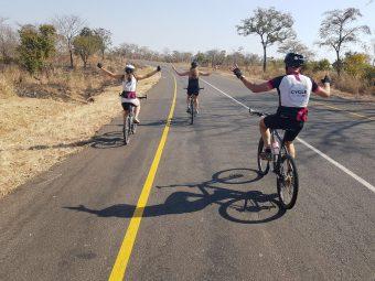 Zambia Cycle Finish