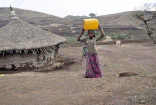 ethiopie droogte
