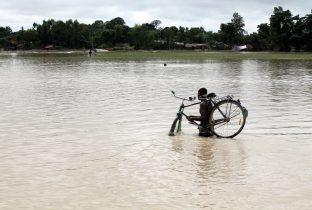 Overstromingen Zuid-Azië
