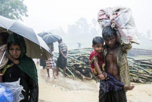 Rohingya vluchtelingen