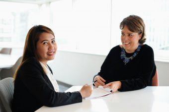 Deborah neemt de functie over van Country Managing Director Manon van Beek van Accenture Nederland