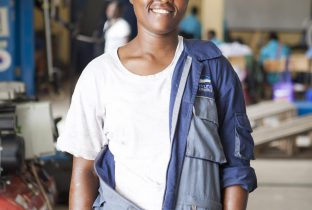 rapport Investing in Girls & Women: a Good Business