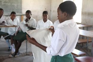 Menstruatietaboe Zimbabwe