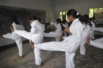 bangladesh - karate