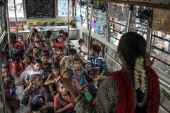 schoolbus India