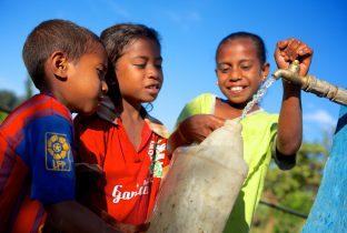 waterproject oost timor