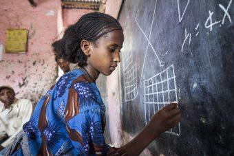Wash Ethiopië