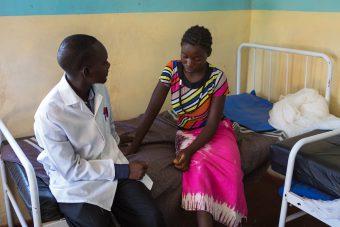 verhaal tienerzwangerschap zambia