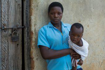 Elita Zambia tienerzwangerschap